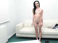 Small tits Czech loves doggystyle