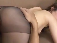 Japanese beauty in pantyhose dream sexual intercourse