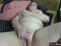 OmaHunteR Sexy Teen Cooky and Mature Lady
